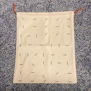 Bellroy drawstring bag